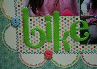 Bday bike 2